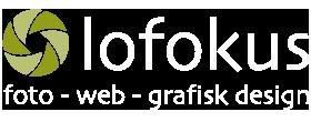 Lofokus - foto - web - grafisk design